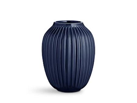 Hammershøi Vase Indigo 25 cm