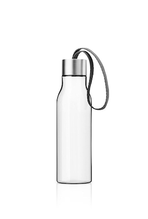 Dricksflaska 0,5l grey