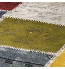 Patchwork Rug Multi