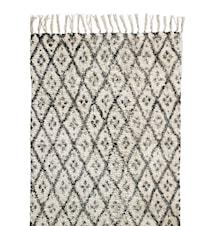 Harlekin matte 110x170 cm - Grå