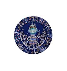 Taika Lautanen 27 cm sininen