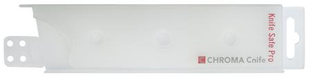 CHROMA type 301 Teräsuoja 19,7×5 cm, sopii P2, P3 ja P21