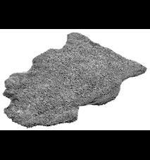 Aussie fåreskind 25 mm/ ca 60x100 cm - Scand Grey