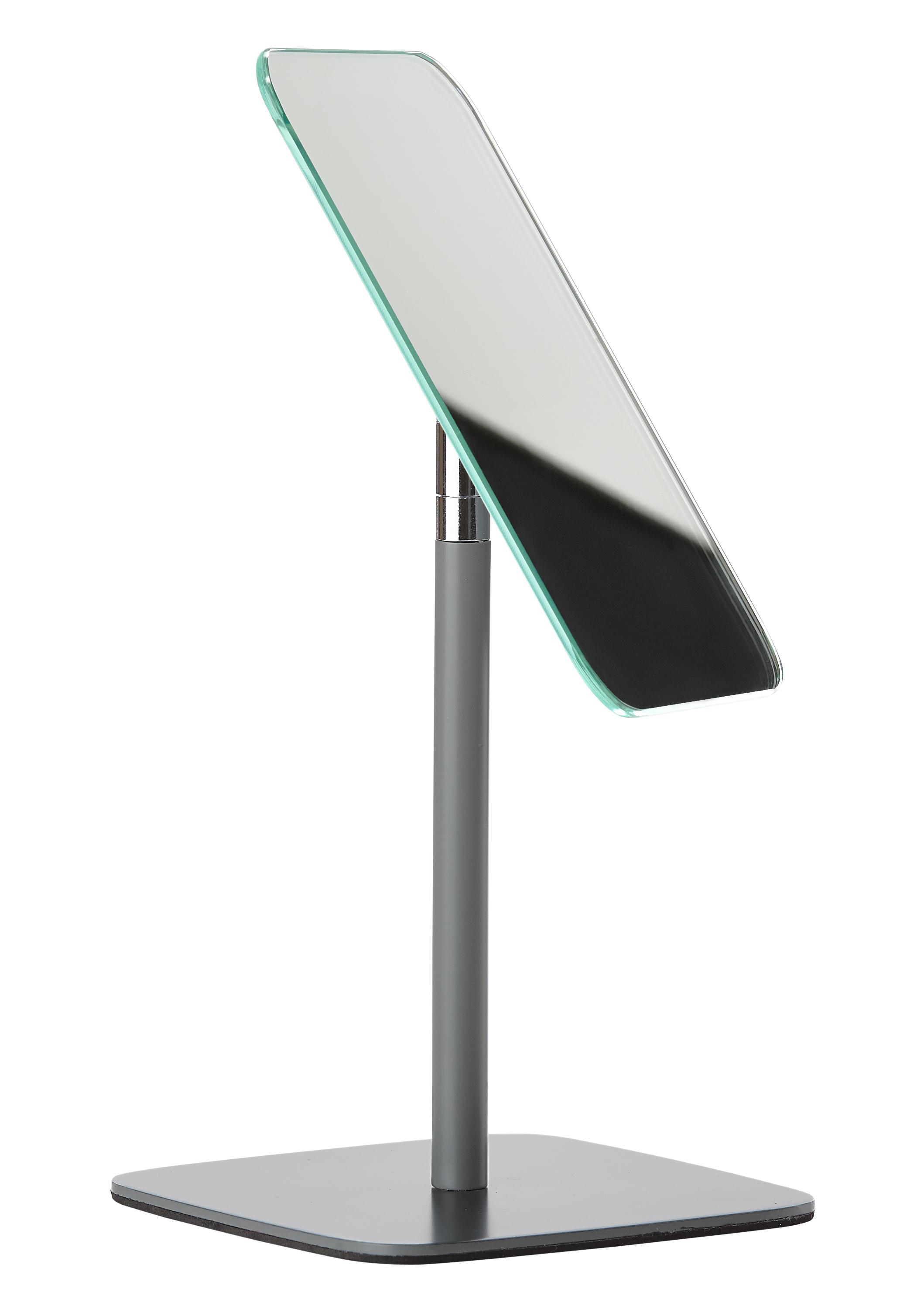 Bordsspegel Metall Grå 28,5 cm