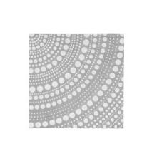Kastehelmi servett 33 cm ljusgrå