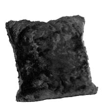 Leia Black Kuddfodral 60x60