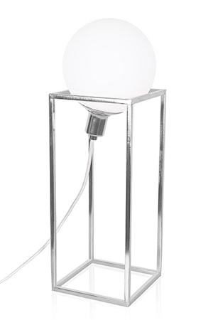 Bild av Globen Lighting Bordslampa Cube XL Krom