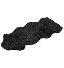 Aussie Longo Korthåret fåreskind ca 60x140 cm - Black