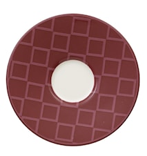 Caffe Club Uni berry Fat till Espressokopp 12 cm