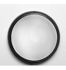 Pantarei LED vägglampa – Ø39cm