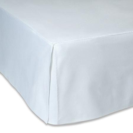 Mille Notti Napoli sängkappa vit - 105x220x42