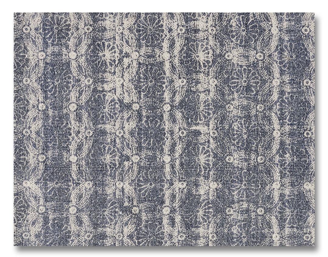 Grange blue matta