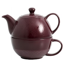 Teekannu & Kuppi Tea for one