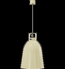 Clément C360 Taklampa Ø36 cm Matt m. Vitfärgad insida