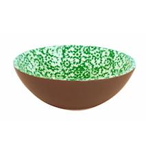 Vesta Skål Grön 18 cm