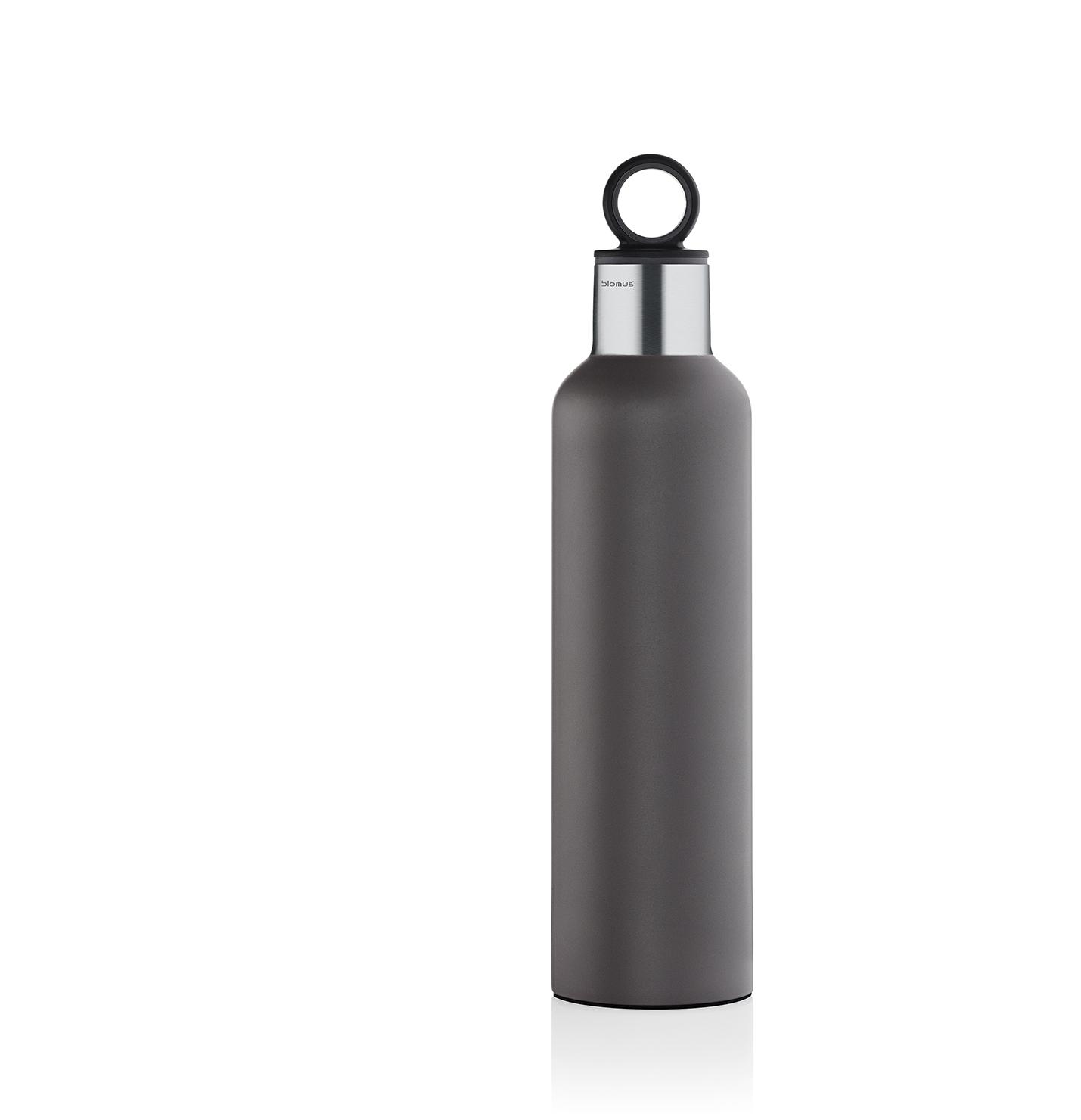 Pure Taste Flaska Isolerad Grå 500 ml