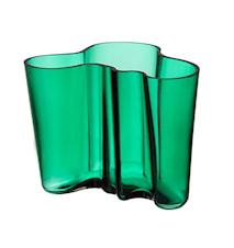Aalto Maljakko 160mm smaragdi