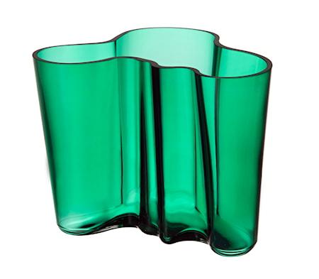 Aalto vas 160mm smaragd