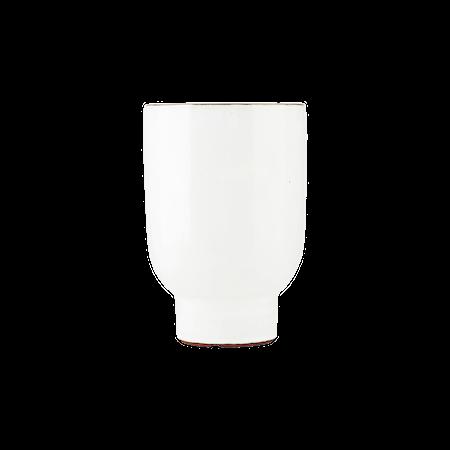 House Doctor Kukkaruukku 22 cm – Valkoinen
