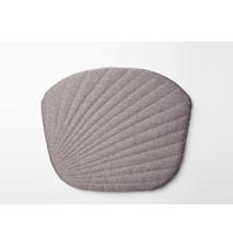 Drapée Chair Sittdyna - grå