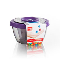 PopSome Candy & Nut Dispenser med lock lila