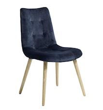 Velvet stol