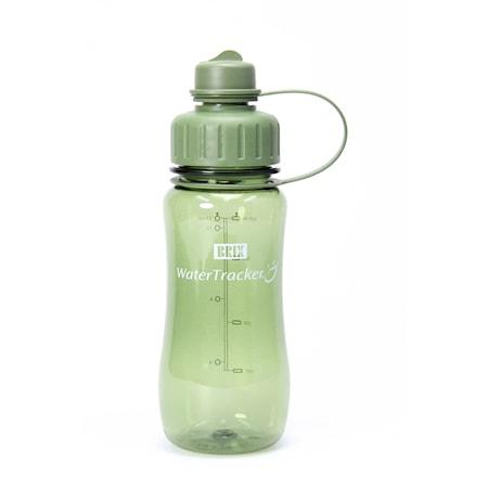 Brix Water Tracker 0,5L, army green