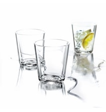 Drikkesglas, 6 stk. 25 cl