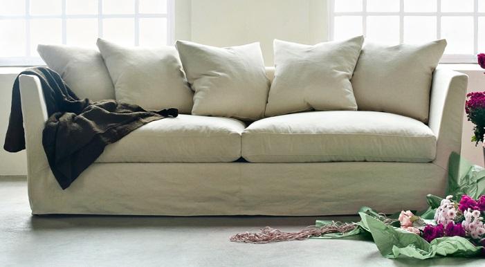 Cosy 3-sits soffa