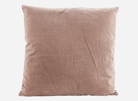 Kuddfodral Velv 60x60 cm - Rosa