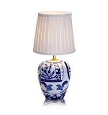 Göteborg Bordslampa Blå 17 cm