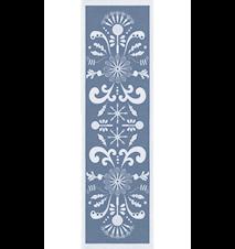 TINAS KURBITS -11 Löpare 35X120 CM