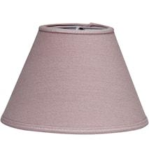 Royal Lampskärm Franza Rosa 16 cm