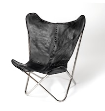 Butterfly chair - Svart