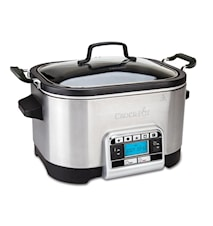 Multifunktionel Slow Cooker 5,7 liter