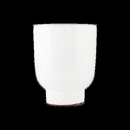 House Doctor Kukkaruukku 26 cm – Valkoinen