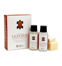 Leather clean & protect maxi möbelvård