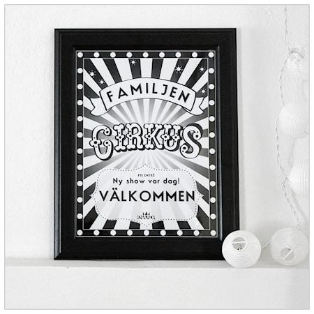 Cirkus - Ny show var dag Poster