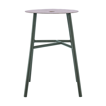 K-stool Pall Grön 35x48 cm