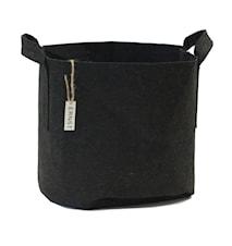 Odlings/förv.säck d35 h30 cm svart