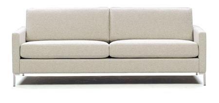 Nana 3-sits soffa – Smal armledare