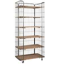 Ib Laursen Shelves factory style