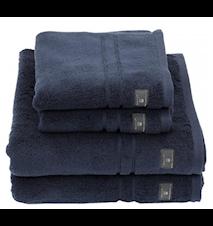 Premium Terry Handduk 70x140 Sateen Blue