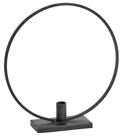 Bild av Nordal Ljusstake cirkel 31 cm