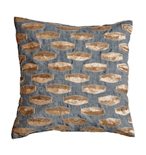 Fifties Cushion Cover Kuddfodral - Agath Green