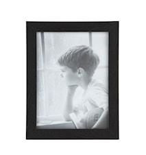 Ramme Svart/Glass 18x24 cm