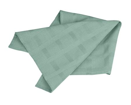 Handduk ljus grön