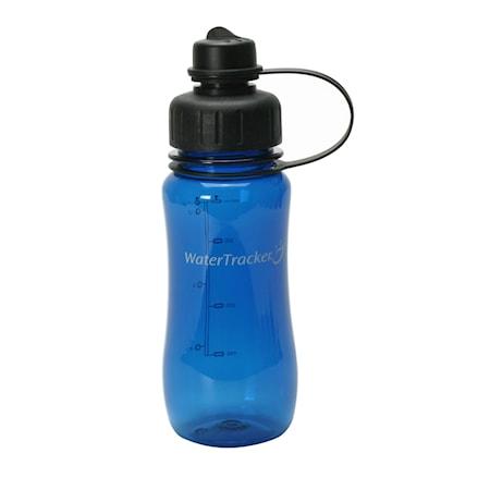 Brix Water Tracker 0,5L, navy blue