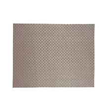 Tablett PVC Silver 40x30 cm