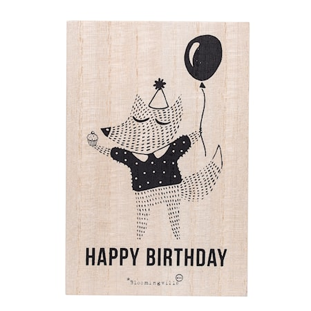 födelsedagskort online Köp Födelsedagskort Räven online | KitchenTime födelsedagskort online